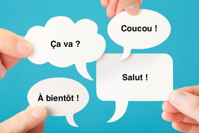 how to ask for a spot in french